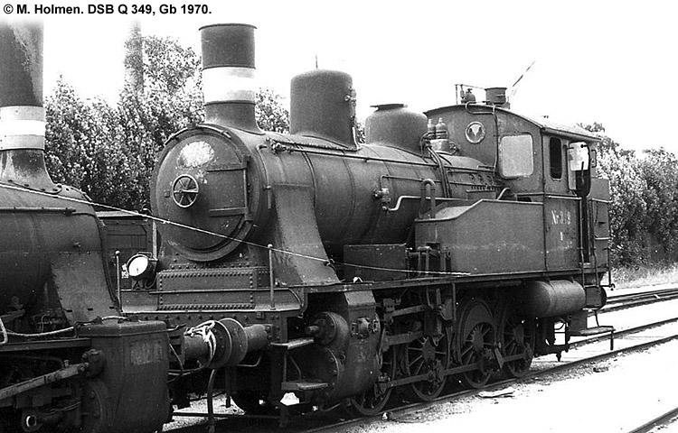 DSB Q349 1