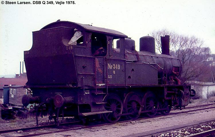 DSB Q 349