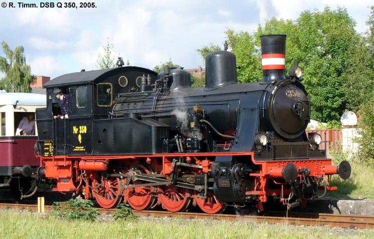 DSB Q 350