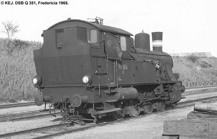 DSB Q 351