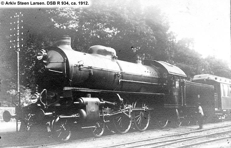 DSB R934
