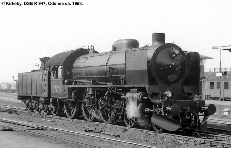 DSB R 947