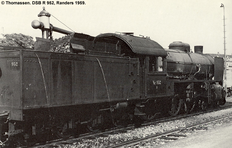 DSB R 952