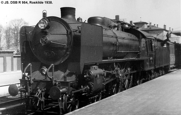 DSB R 954