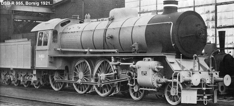 DSB R 955