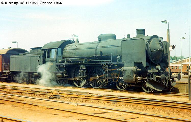 DSB R 958