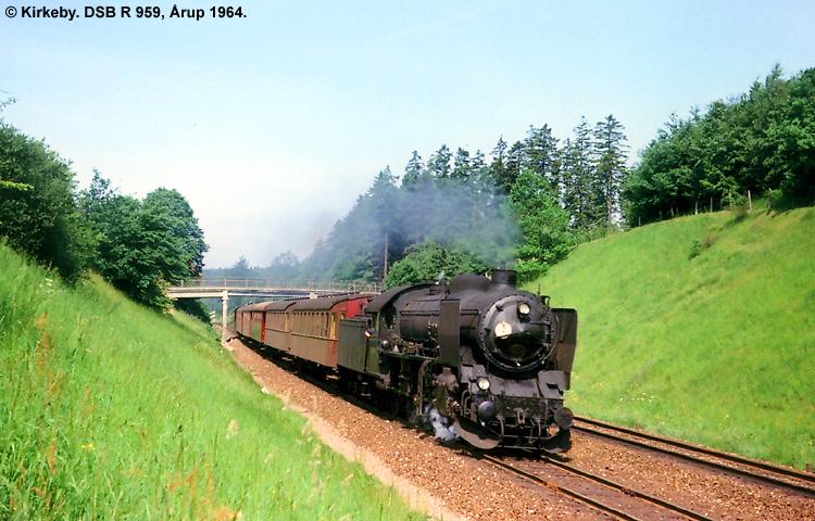 DSB R 959