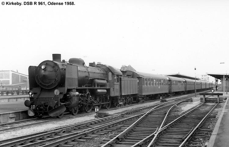 DSB R 961