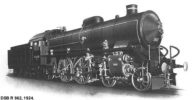DSB R 962