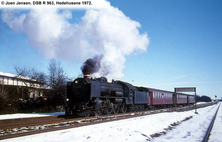 DSB R963