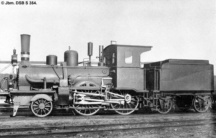 DSB S 354