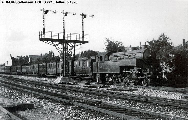 DSB S 721
