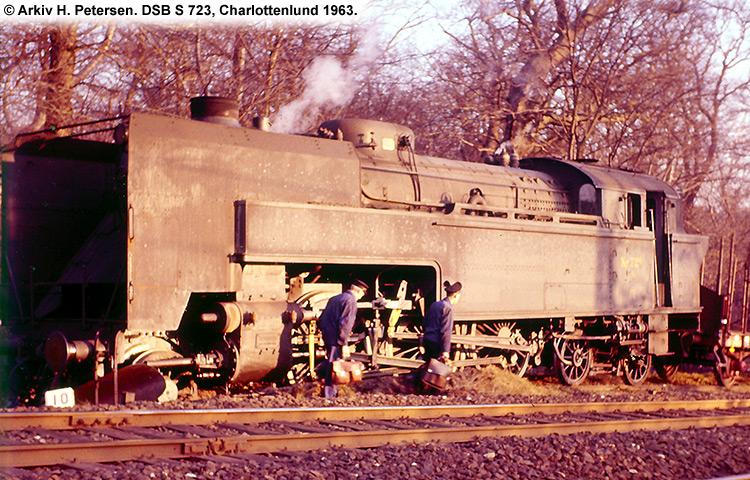 DSB S 723
