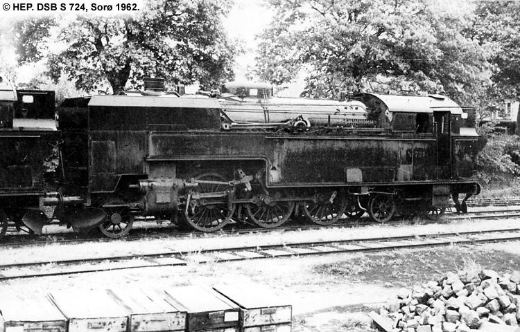 DSB S 724