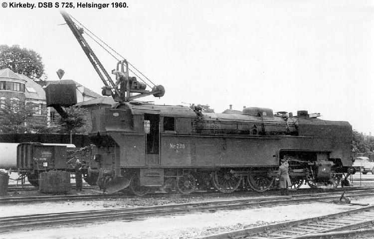 DSB S 725