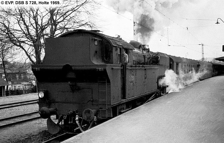 DSB S 728