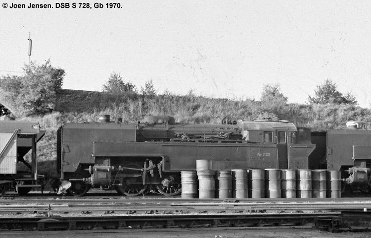 DSB S728
