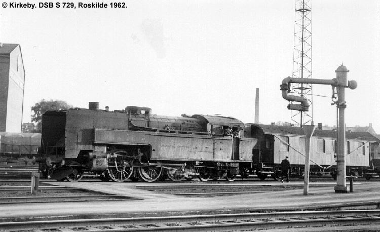 DSB S 729