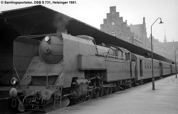DSB S 731