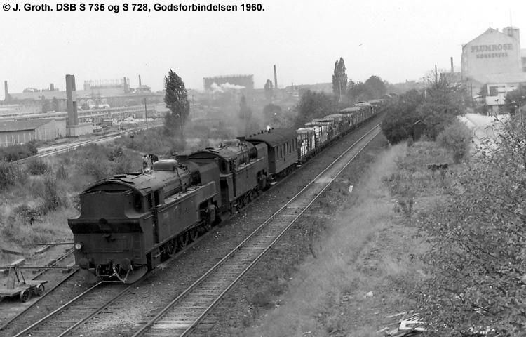 DSB S 735
