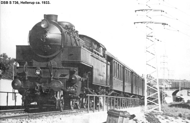 DSB S736