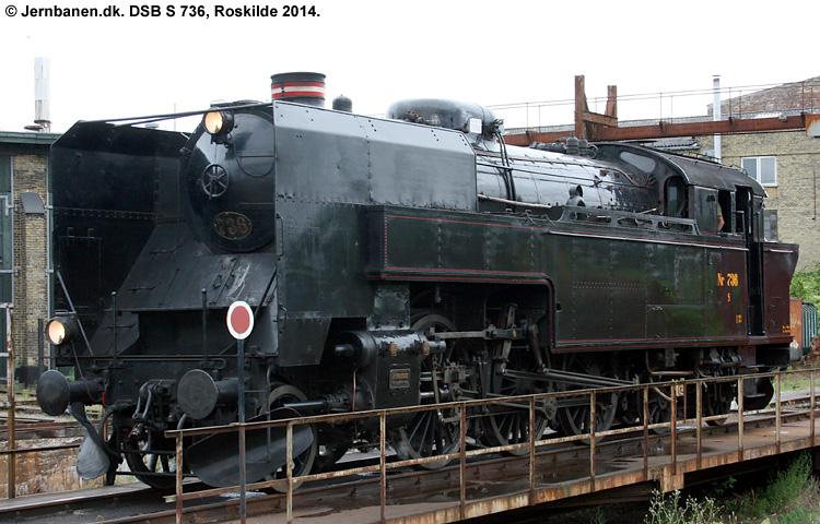 DSB S 736