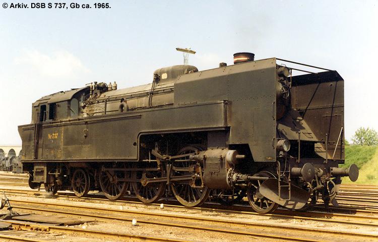 DSB S737 1
