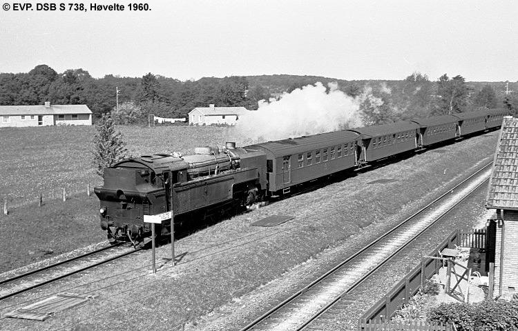 DSB S 738