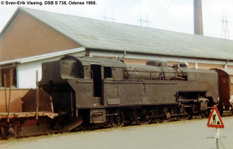DSB S738 1