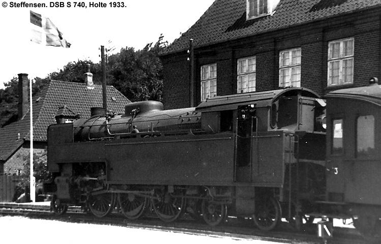 DSB S 740