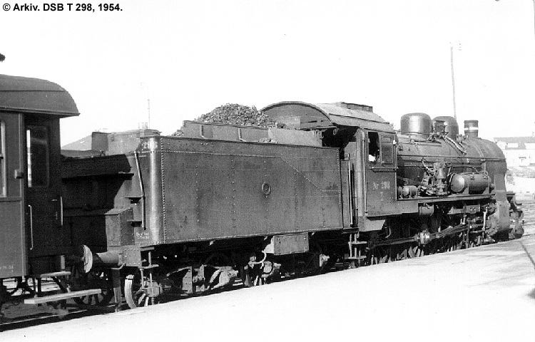 DSB T298