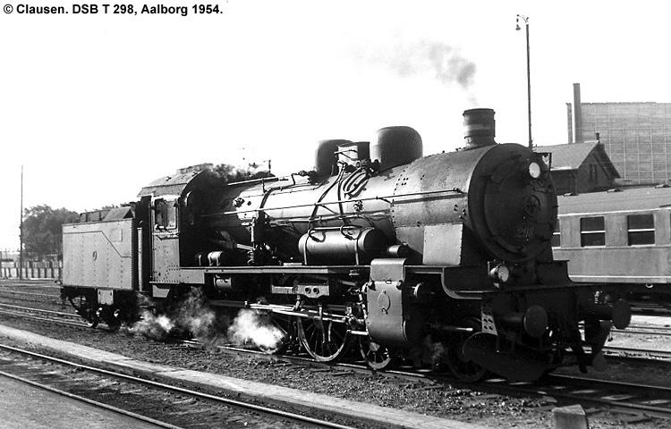 DSB T 298