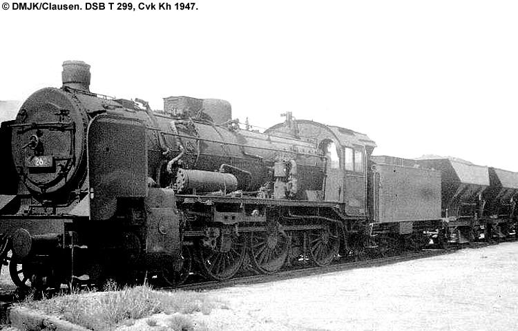 DSB T299