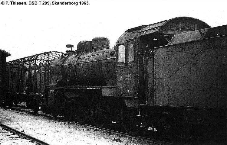 DSB T 299