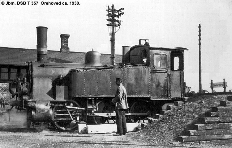 DSB T357