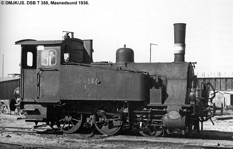 DSB T 358