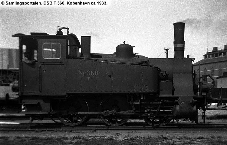 DSB T 360