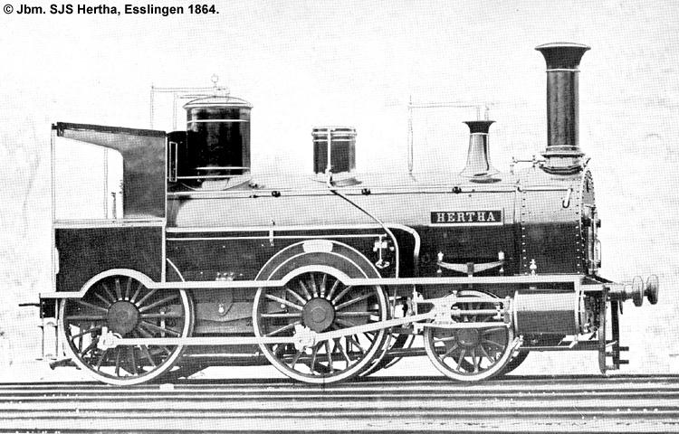 SJS Hertha  1864