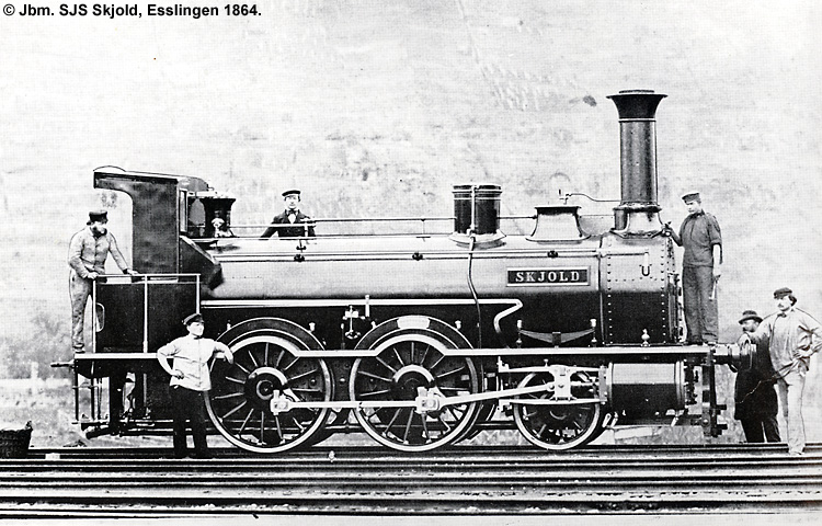 SJS Skjold  1864