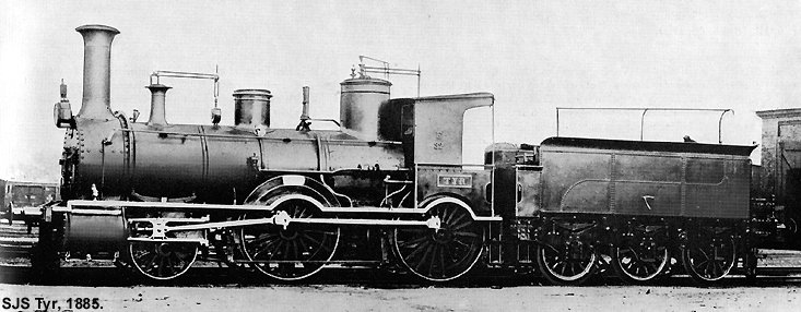 SJS Tyr  1885