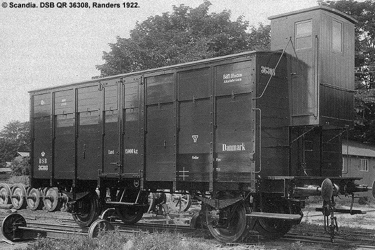 DSB QR 36308