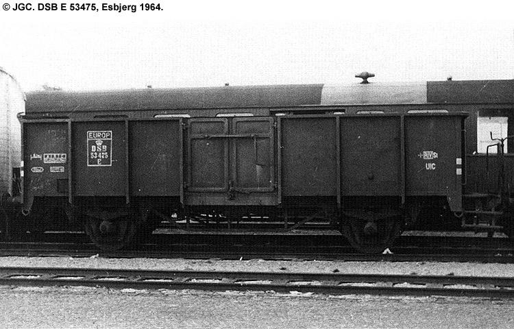 DSB E 53475