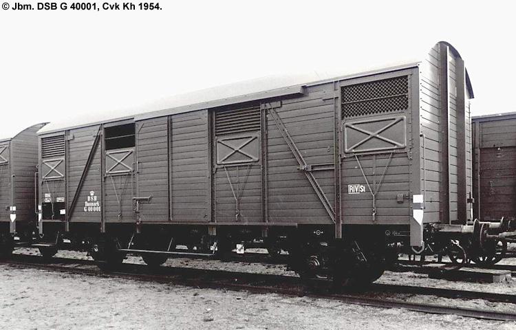 DSB G 40001