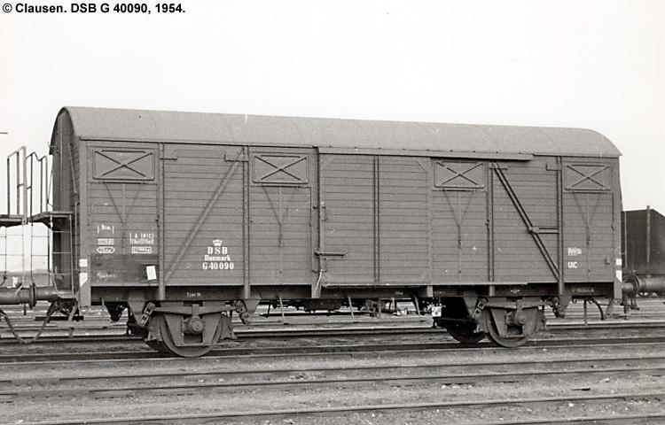 DSB G 40090