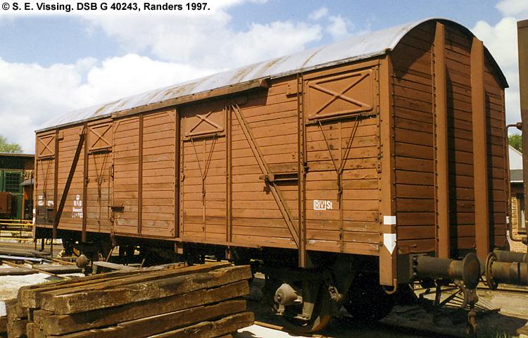 DSB G 40243