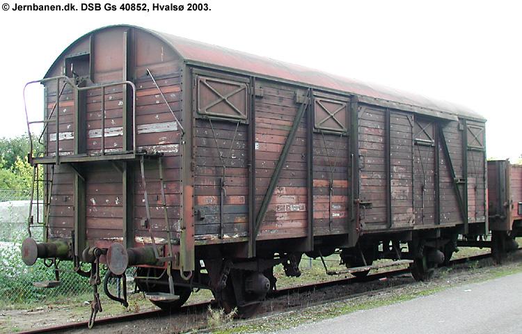 DSB GS 40852
