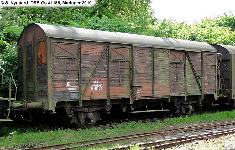 DSB GS 41185