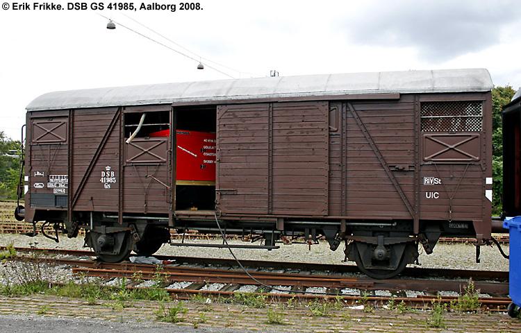 DSB GS 41985