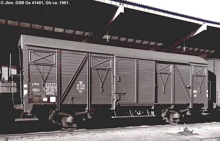 DSB Gs 41401