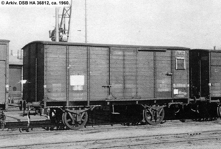 DSB HA 36812